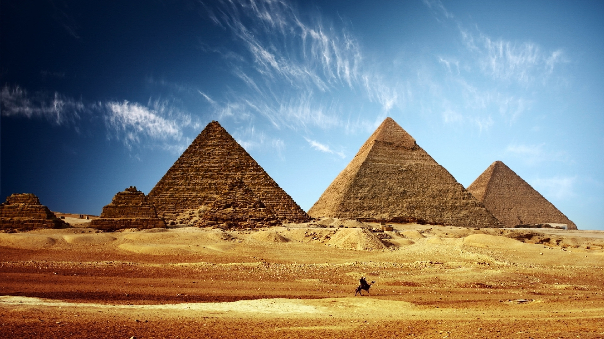 IŞİD'den Mısır Pramitleri'ni yok etme tehdidi