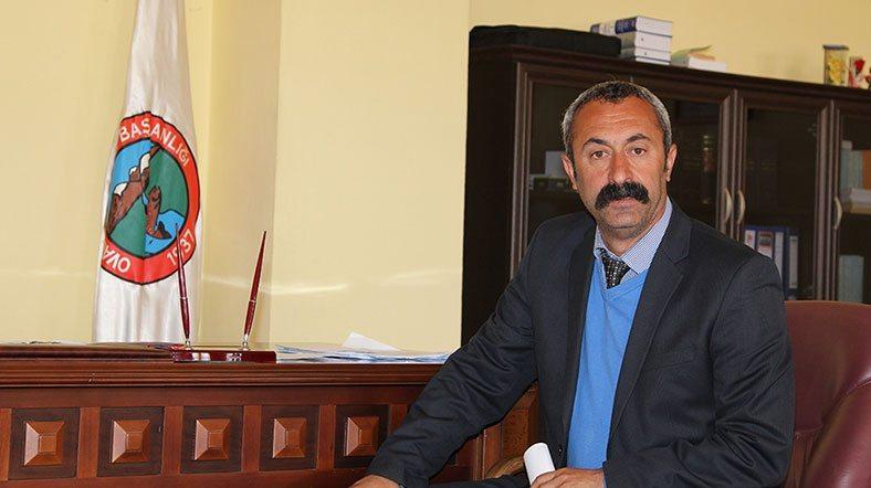 Maçoğlu, Dersim Belediye Başkan adayı oldu