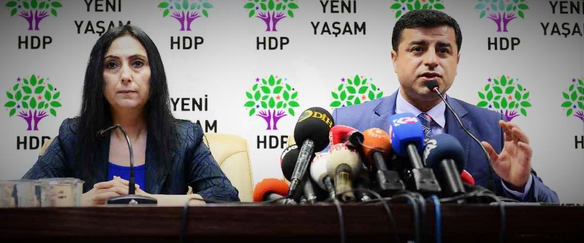 Demirtaş ve Yüksekdağ'ın davası öncesi Ankara'da tüm basın açıklaması ve eylemler yasaklandı