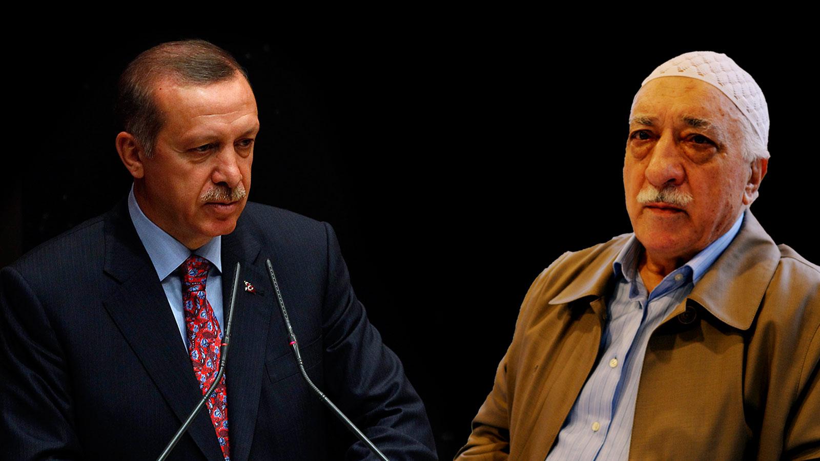 Fethullah Gülen Erdoğan'ı suçladı