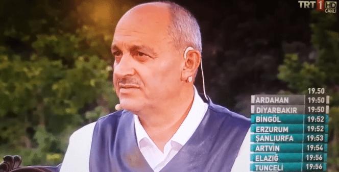 TRT'de skandal sözler: Namaz kılmayan hayvandır!