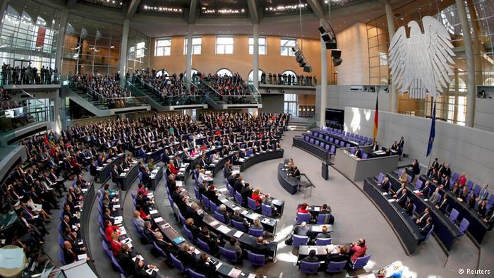 Almanya bugün 'Soykırım Tasarısı'nı oyluyor