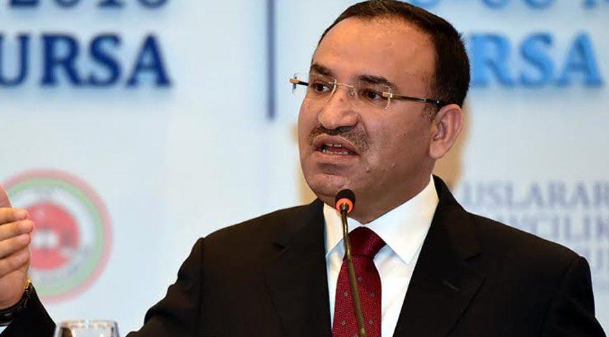 Adalet Bakanı'ndan, CHP'nin Danıştay başvurusu ile ilgili açıklama