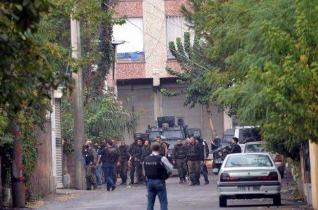 IŞİD operasyonu'polis yok' gerekçesiyle 5 gün ertelenmiş!