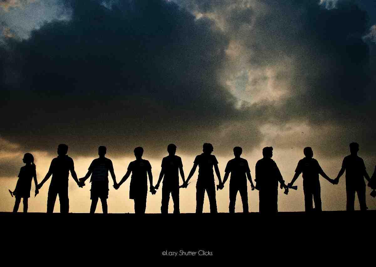 Iraz Yöntem yazdı: Birlikte çok güzeliz...