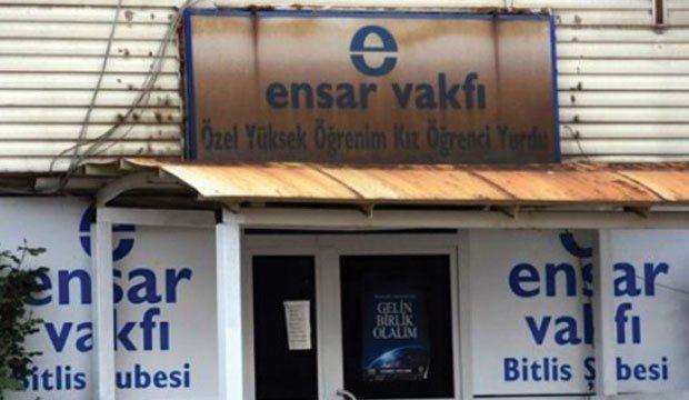 Bitlis Ensar Vakfı'ndaki tecavüz olayının tutanakları ortaya çıktı