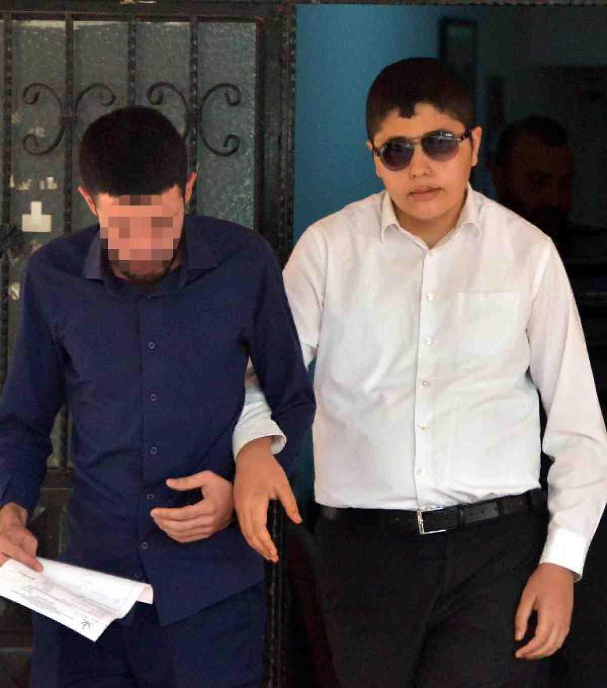 Görme engelli genç Erdoğan'a hakaretten gözaltına alındı