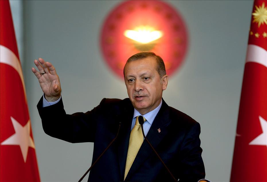 Erdoğan'ın cumhurbaşkanlığına iptal başvurusu yapıldı!