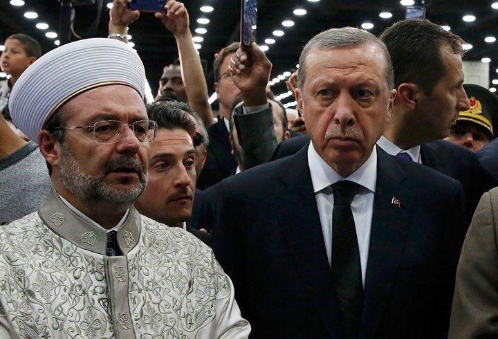 Muhammed Ali'nin cenazesinde 'tatsız' olaylar: Erdoğan ABD ziyaretini yarıda kesti