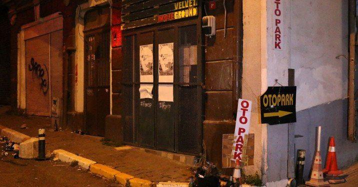 Gericilerin saldırdığı plakçı dükkanı boşaltıldı: Tek bir gözaltı yok!
