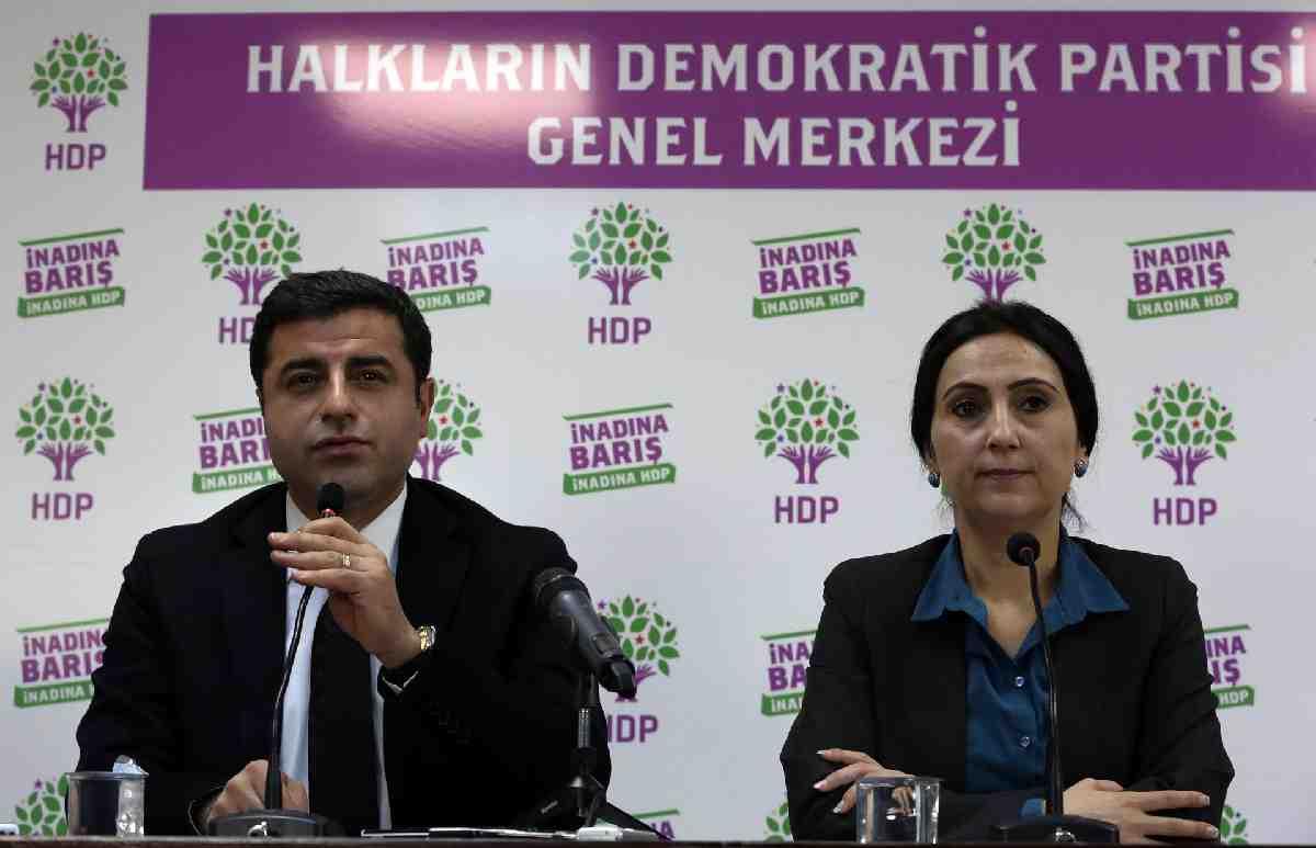 HDP internet kesintilerini yargıya taşıdı