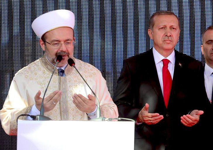 Diyanet, Cumhurbaşkanı Erdoğan'ı yalanladı