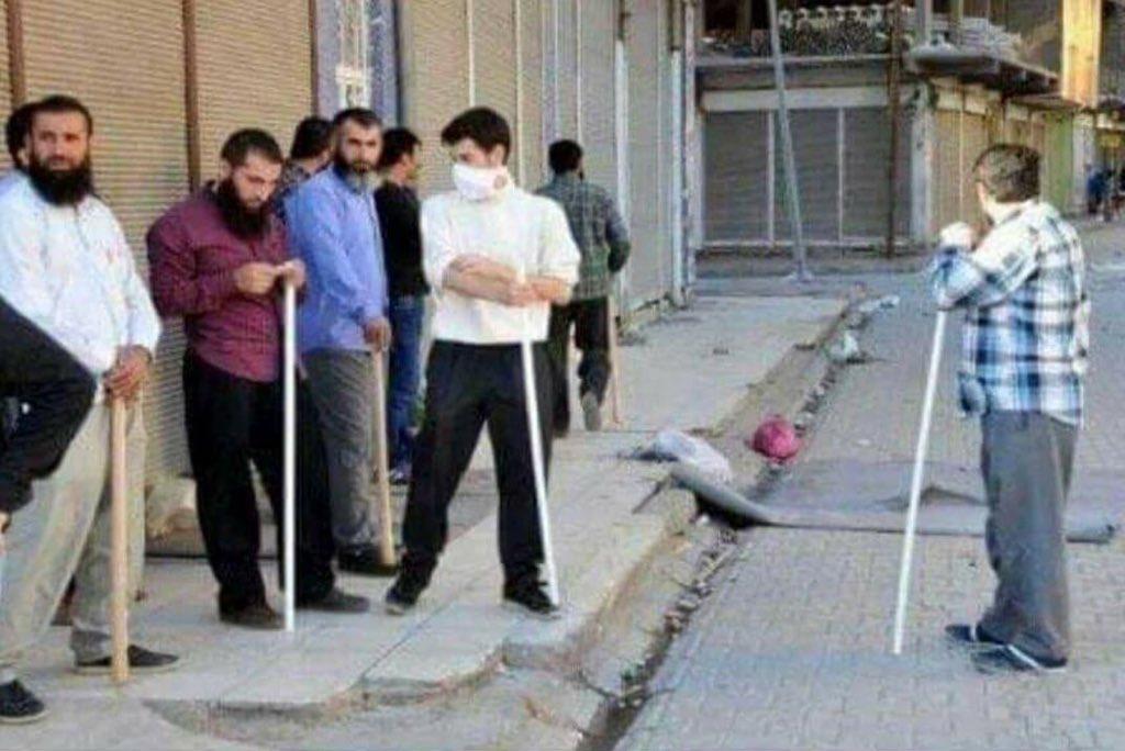 Erzurum'da oruç tutmayanlara 'dayak timi' iddiası: Bir fotoğraf, iki itiraf