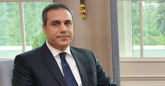 MİT Müsteşarı Hakan Fidan görevden alındı