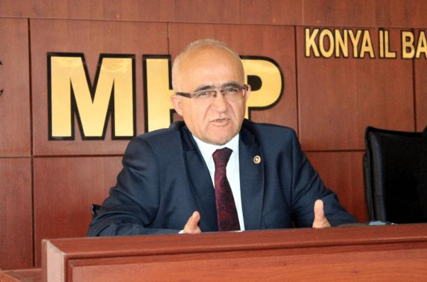 MHP'ye bir genel başkan adayı daha
