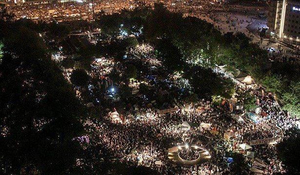 Erdoğan'ın 'Gezi Parkı' açıklaması dünya basınında