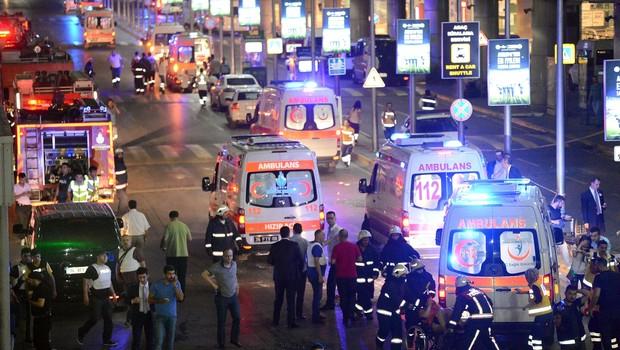 Atatürk Havalimanı saldırısında 13 gözaltı