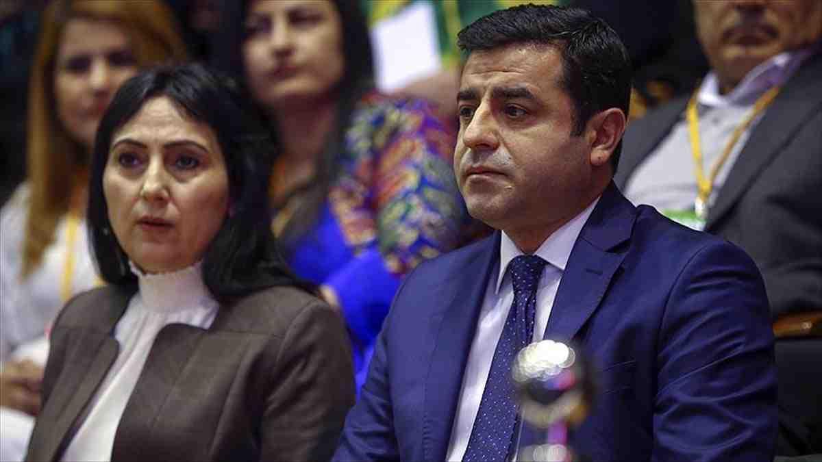 HDP'li vekillerin tutukluluğuna itiraz