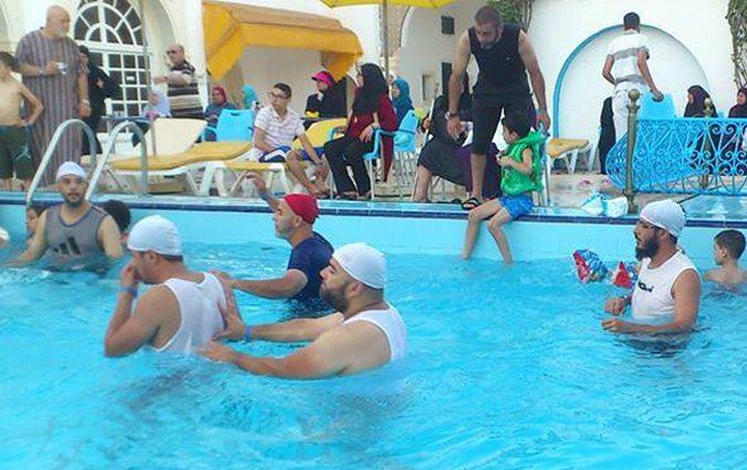 'Helal otel' rezaleti: 6 yaşındaki çocuktan tahrik oluyorlar!