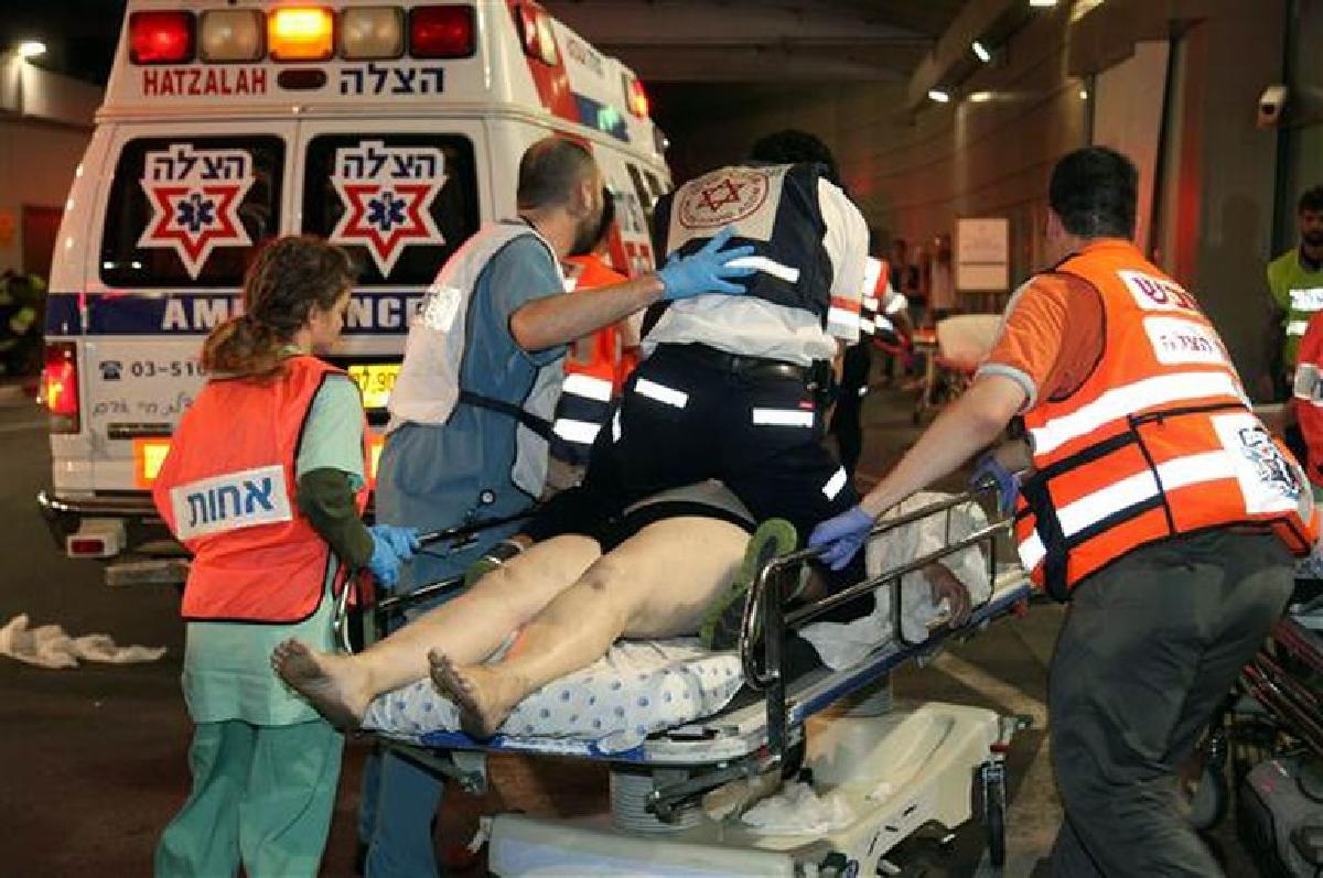 Tel Aviv'de silahlı saldırı: 4 ölü 9 yaralı