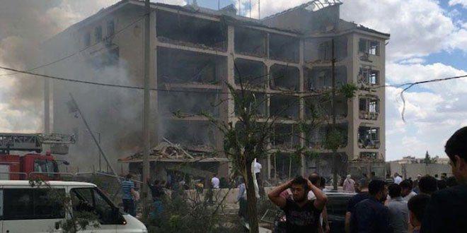 Midyat'taki saldırıda 2 polis hayatını kaybetti, 20'den fazla yaralı var