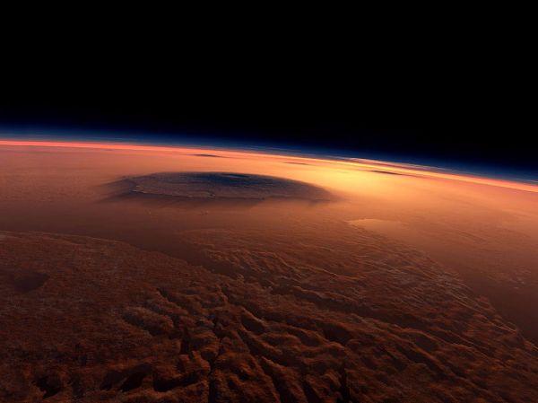 NASA'dan, Kızıl Gezegen'e yerleşmek isteyenlere posterli teşvik