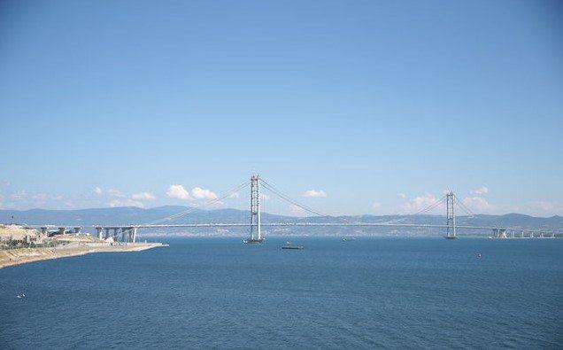 Hepsi halka: Osman Gazi Köprüsü'nün bir yıllık maliyeti 1.3 milyar TL