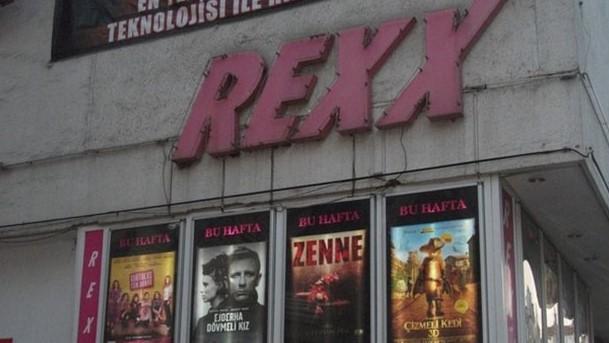 Orası da tarih oldu... Kadıköy Rexx kapandı