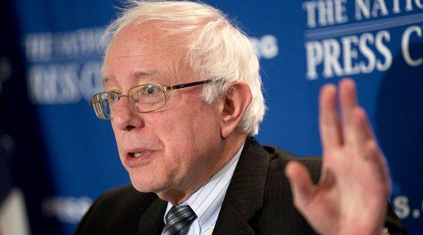 'Solcu' Sanders kime oy vereceğini açıkladı