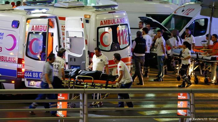 Havalimanı saldırısında yaşamını yitirenlerin sayısı 44'e yükseldi