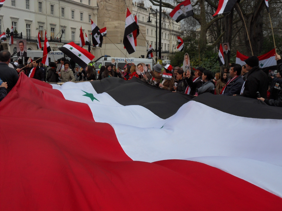 Suriye'den Birleşmiş Milletler Genel Sekreterine ve Konseyine mektup