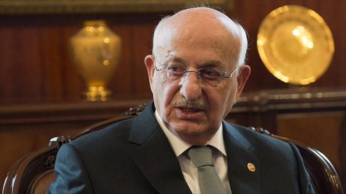 İsmail Kahraman, RTEÜ Rektörü'nün oğlunu Meclis'te işe başlattı