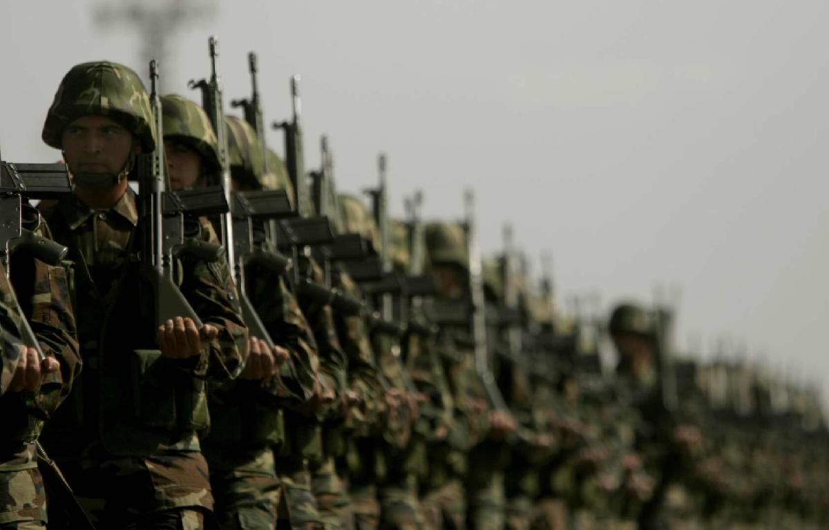 Askerin yemek duasındaki 'Tanrı' kelimesine itiraz edildi