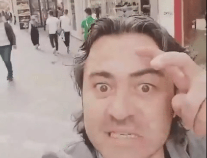 VİDEO | Trabzon'lu müzisyen, oruç tutmayanları tehdit etti