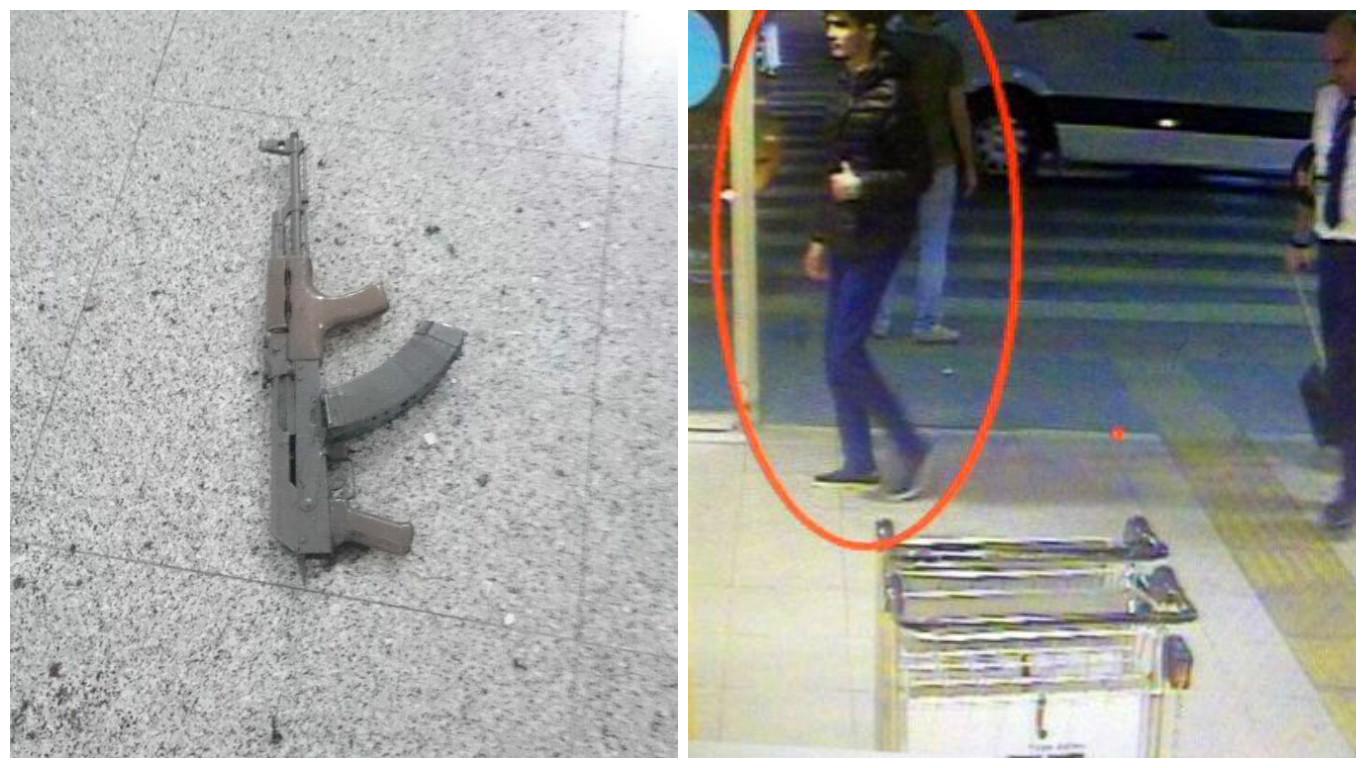 Korkunç ayrıntılar: Saldırganlar X-ray cihazını silahlarıyla geçmiş!