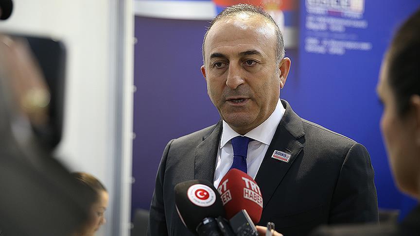 Bakan Çavuşoğlu'ndan ABD Merkez Kuvvetler Komutanı'na yanıt