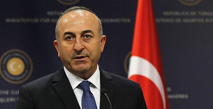 Dışişleri Bakanı Çavuşoğlu: PYD Fırat'ın doğusuna geçmezse gerekeni yaparız