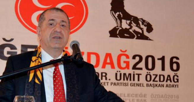 Ümit Özdağ: El Nusra savaşı Türkiye'ye taşıyacak