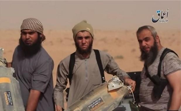 AKP'den IŞİD'in paylaştığı görüntülerine dair ilk açıklama