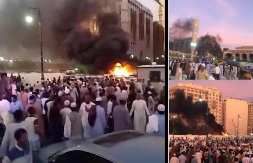 Suudi Arabistan'ın iki kentinde intihar saldırıları