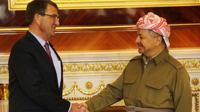 ABD ile Kürt yönetimi arasinda 'askeri ittifak'
