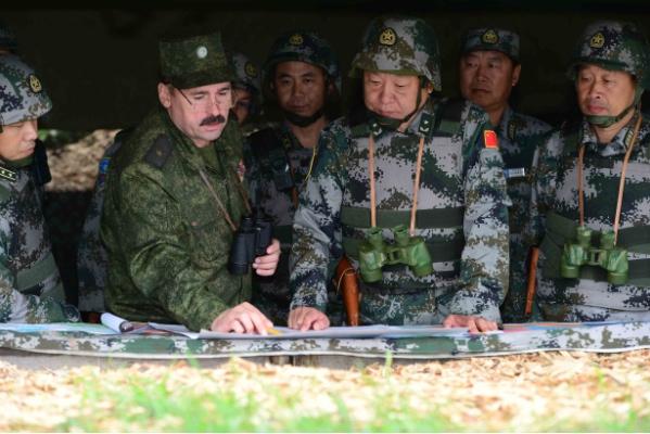 Güney Çin Denizi'nde Çin ve Rusya'dan ABD'ye gözdağı