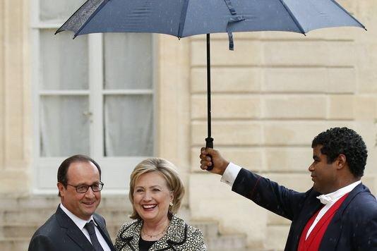 Hollande: ABD seçimleri Brexit 2 olma riski barındırıyor