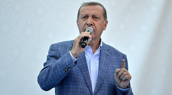 'Erdoğan'a hakaret' bir kerelik affa uğradı