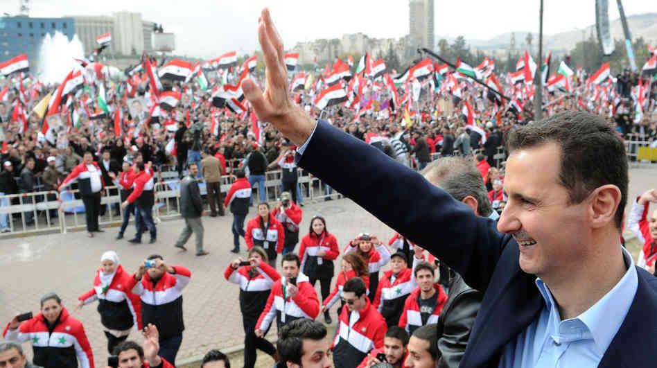 Suriye'de yeni hükümet açıklandı