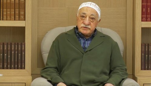 Fethullah Gülen'den 'aldanma' açıklaması