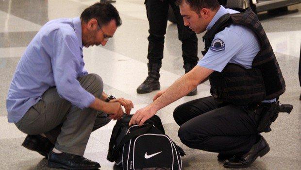 Saldırının ardından Türkiye alarmda
