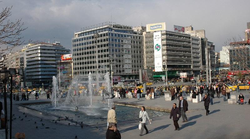 AKP Kızılay Meydanı'nın adını da değiştiriyor