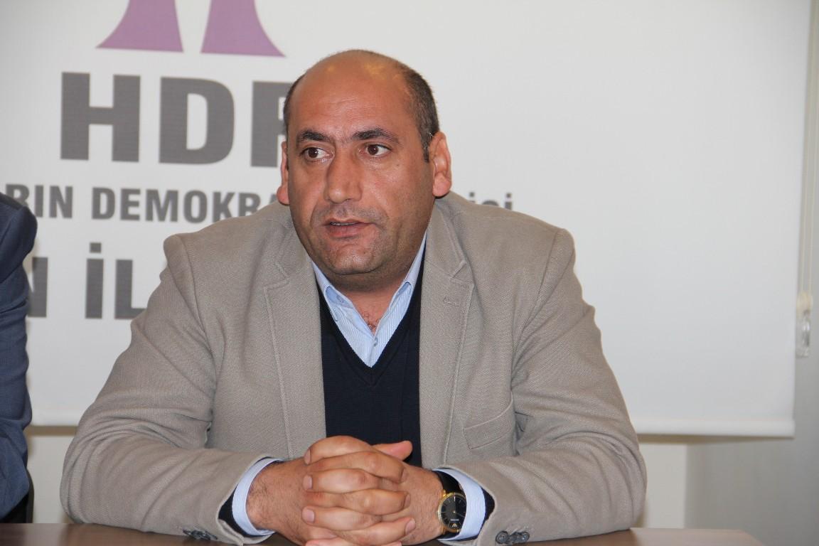 HDP'li Yıldırım hakkında tutuklamaya yönelik yakalama kararı