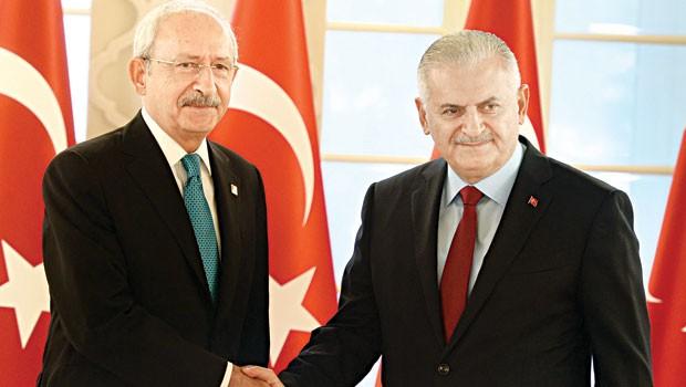 AKP'den CHP'nin mitingine katılım çağrısı!